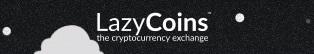 LazyCoins Logo