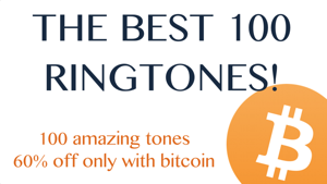 RingtoneFeeder – Get Your Ringtone Discounted with Bitcoin