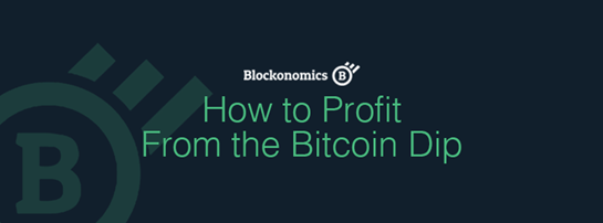 How to profit from the Bitcoin dip using Blockonomics