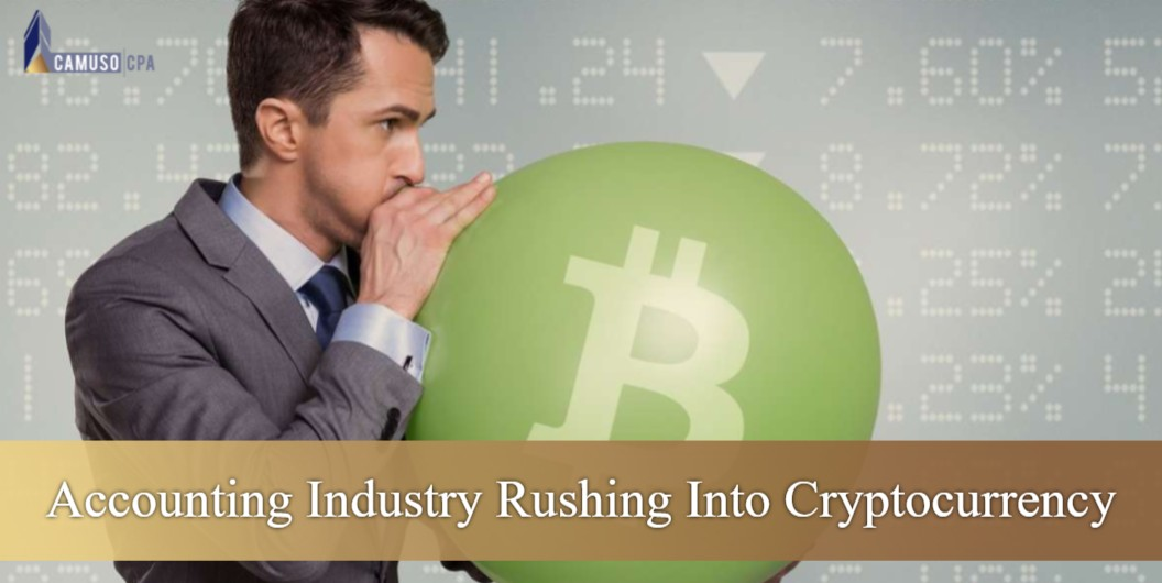 Accounting Industry Rushing Into Cryptocurrency