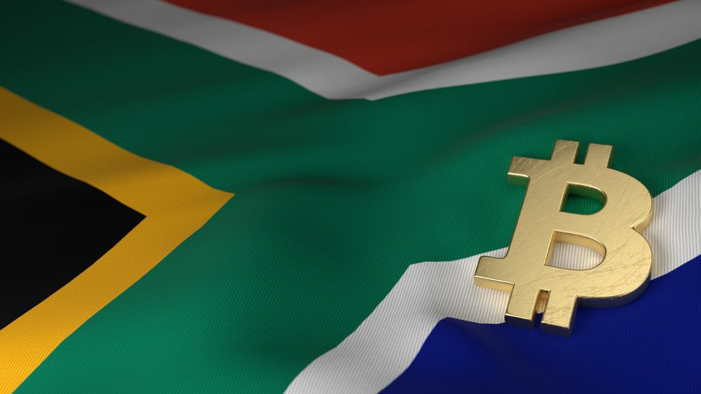 South Africa equates cryptocurrencies with financial products