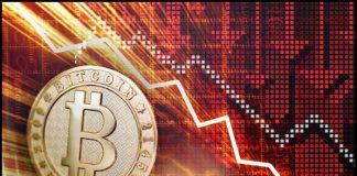 bitcoin fall