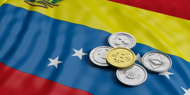 Cryptos can't be indefinite savers of Venezuela and it's showing